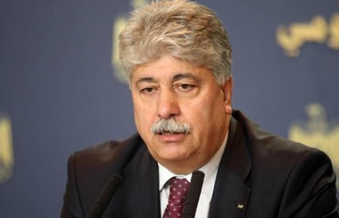 فلسطين | مجدلاني: تصريحات كوشنير تدعو للسخرية ويدعو بلجيكا للتراجع عن قرارها