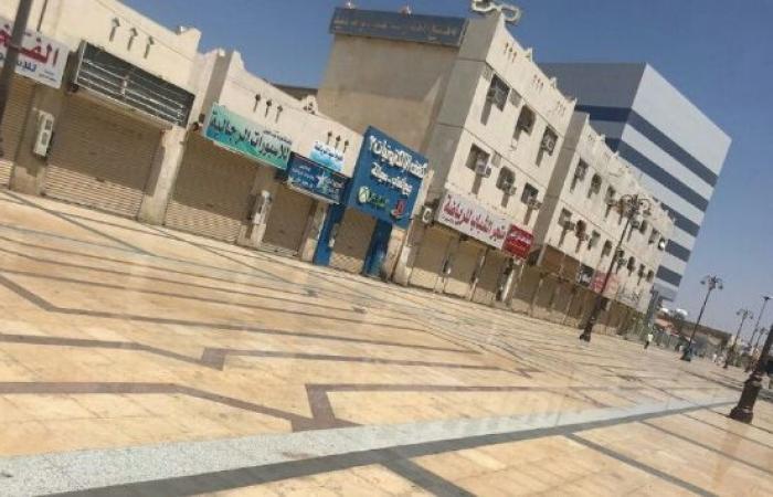 اليمن   اشهر اسواق المملكة «يتمرد» على قرار «السعودة» - السعوديون منقسمون و4 انشطة تجارية جديدة «محرمة» على الوافدين