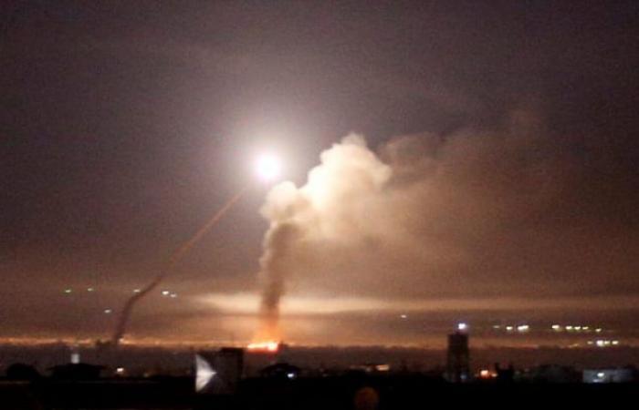 سوريا   قصف إسرائيلي جديد يطال دمشق ( فيديو   محدث )