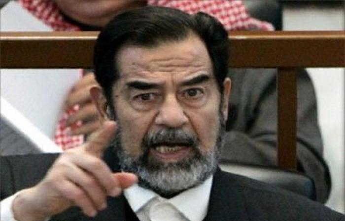 فلسطين | كشف رسالة مثيرة من صدام بسجنه عبر منظمة دولية (شاهد)