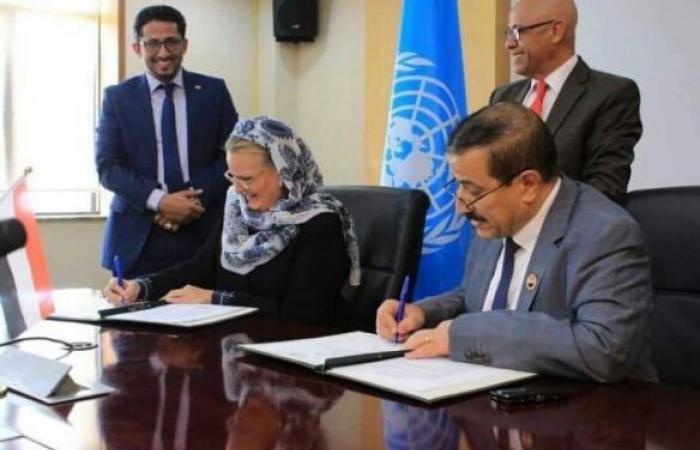 اليمن | التوقيع على اتفاق بين الحوثيين والامم المتحدة بصنعاء يثير غضب الشرعية «تطور خطير وسقوط مدوي»