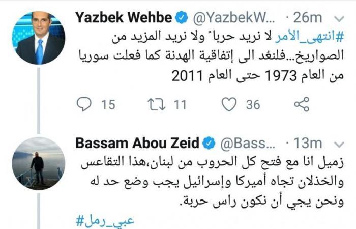 """فتح الجبهات بين اعلاميَّي """"LBCI"""""""