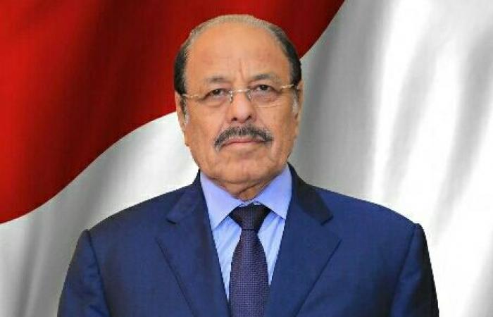 اليمن | نائب الرئيس : انتصارات الجيش تثبت عزم اليمنيين على تدمير المشروع الايراني في اليمن