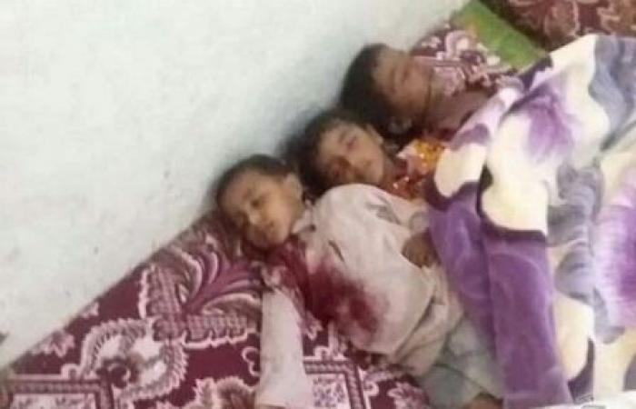 اليمن | جريمة وحشية تهز «البيضاء»..أب يقتل أطفالة الثلاثة رمياً «بالرصاص» تفاصيل مرعبة