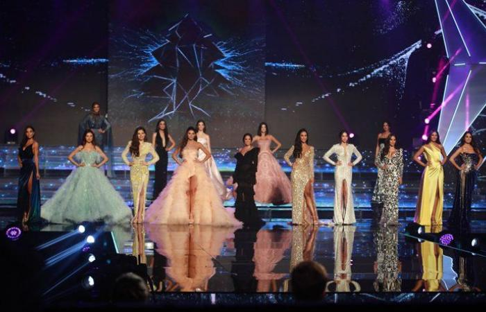 مايا رعيدي ملكة جمال لبنان 2018