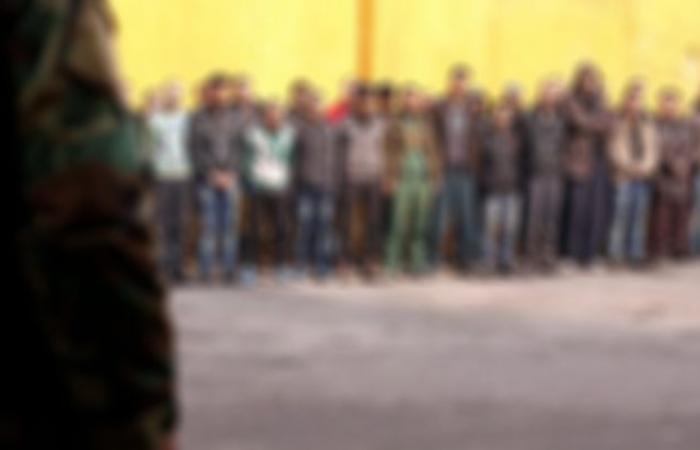 سوريا | دمشق : مخابرات الأمن العسكري تنفذ أكبر حملة أمنية في منطقة قدسيا و تعتقل شباناً للتجنيد الإجباري