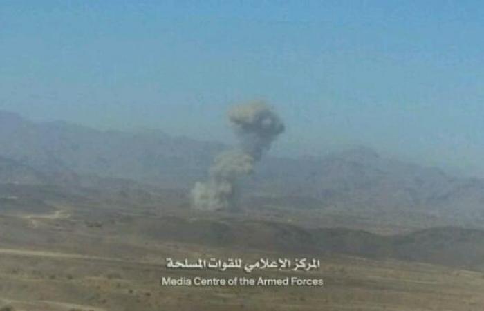 اليمن | مقاتلات التحالف تستهدف تعزيزات بشرية لمليشيا الحوثي غرب مأرب