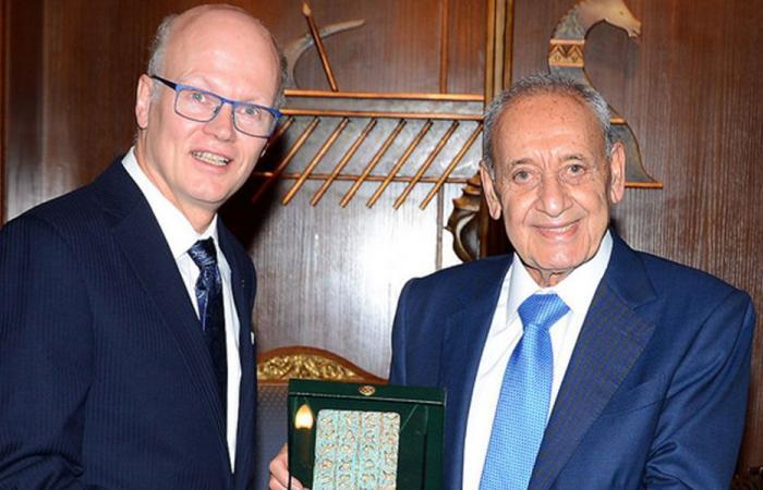 رئيس مجلس العموم: كندا تدعم بقوة لبنان واستقراره