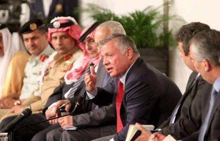 فلسطين | العاهل الأردني يؤكد ضرورة إحياء عملية السلام بين الفلسطينيين والإسرائيليين