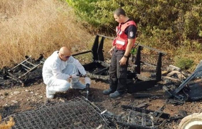 فلسطين   طبرية: العثور على جثة شخص