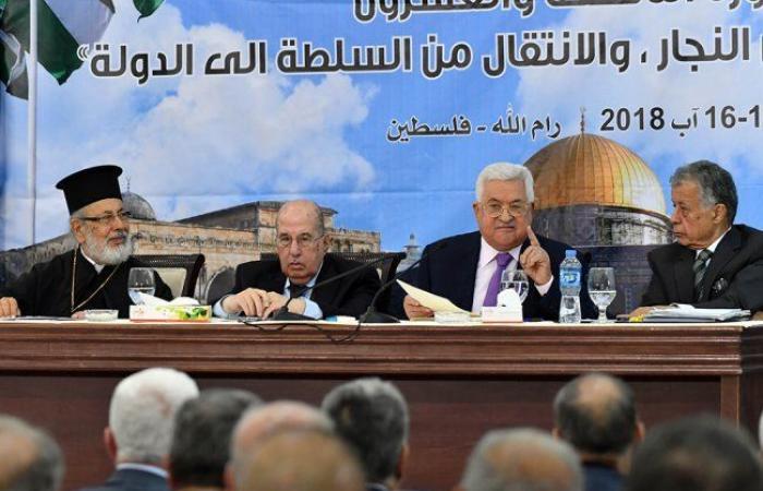 فلسطين   الزعنون : المجلس المركزي ينعقد في رام الله في 28 الشهر الجاري