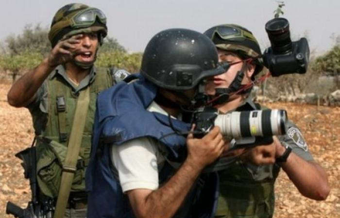 فلسطين   مدى : 48 انتهاكا ضد الحريات الاعلامية خلال ايلول