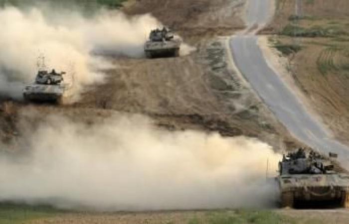 فلسطين   توغل إسرائيلي شرق مدينة غزة