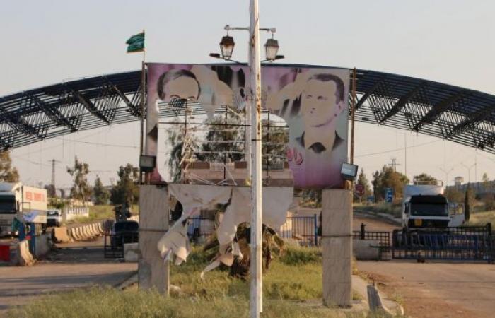"""سوريا   هل ستتم إعادة افتتاح """" معبر نصيب """" بين الأردن و سوريا في العاشر من الشهر الجاري كما أعلن النظام ؟ .. وزيرة أردنية تجيب"""