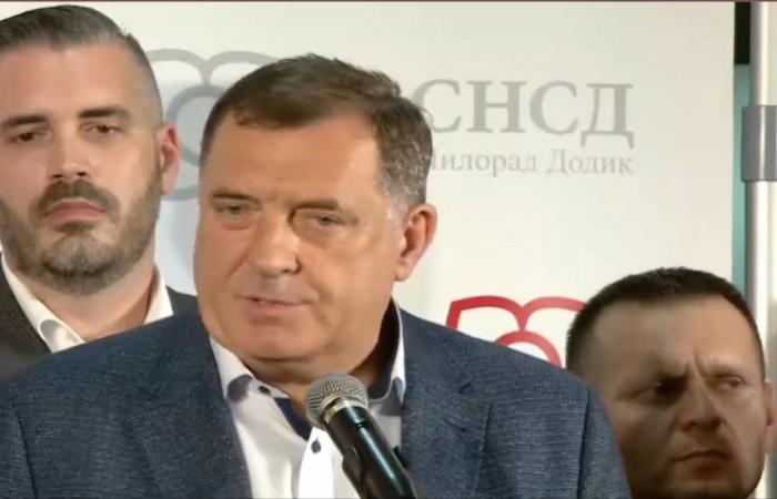 زعيم صربي مقرب من روسيا يشق طريقه لمجلس رئاسة البوسنة