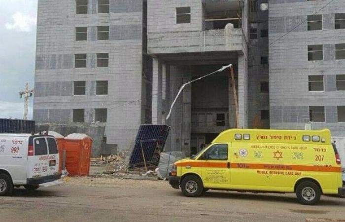 فلسطين | زلفة: مصرعُ محمد كمال إغبارية بحادثِ عمل
