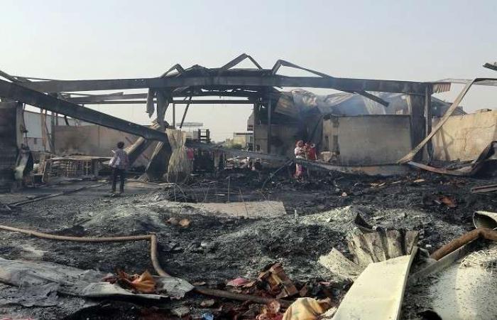 فلسطين   مقتل 79 حوثيا بغارات في محافظة الحديدة