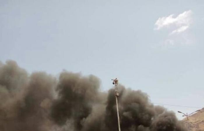 اليمن | بيان ناري من «امنية حضرموت» بعد محاولة اقتحام المجمع الحكومي في «سيئون»