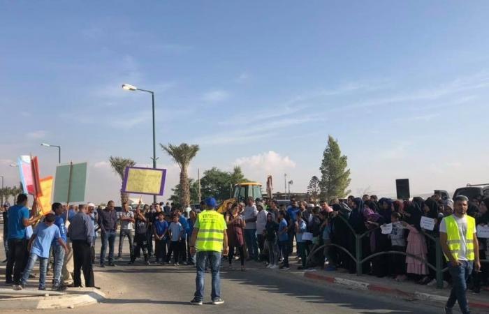 فلسطين | أهالي الزرنوق يطالبون بإقامة مدرسة ثانوية