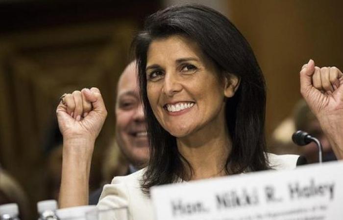 فلسطين | استقالة مفاجئة لنيكي هيلي مندوبة أمريكا من منصبها