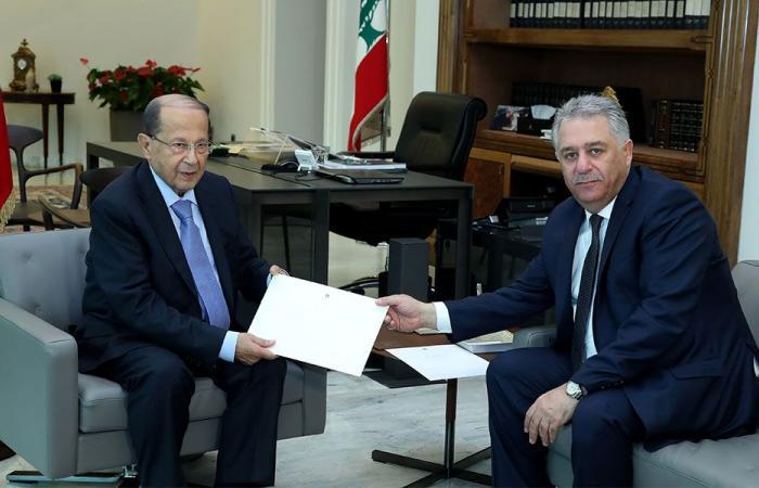 عون تسلّم من عباس رسالة شكر على مواقفه في الأمم المتحدة