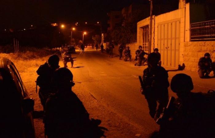 فلسطين   الاحتلال يالاسرائيلي شن حملة اعتقالات واسعة في الضفة