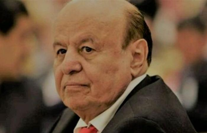 اليمن   «هادي» سيعود لمزاولة عمله لكن ليس من «عدن».. مسؤول حكومي يكشف المدينة التي سيستقر فيها