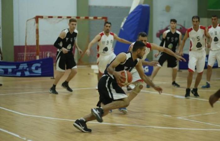 فلسطين | غزة الرياضي يهزم جمعية الشبان في دوري السلة