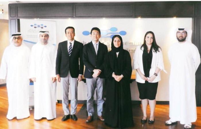 دبي للسيليكون تبحث التعاون في مجال حلول التنقل الذكي مع تويوتا لتصنيع السيارات