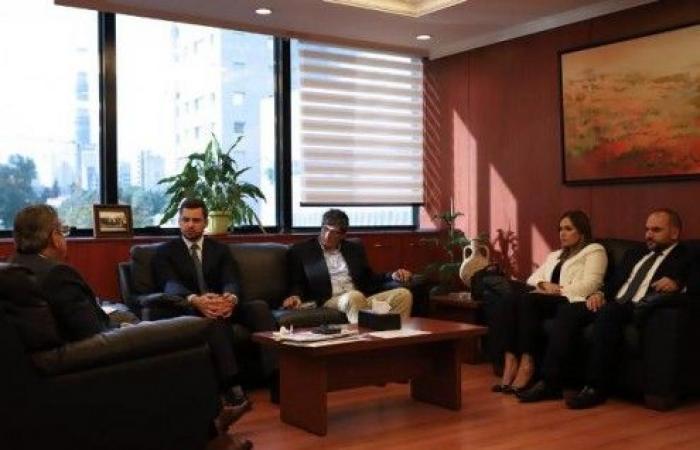 طوني فرنجيه: الجامعة اللبنانية جزء من التنمية في لبنان