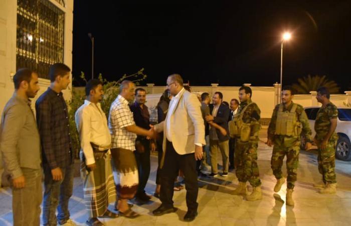 اليمن | «الزبيدي» و «بن بريك» يعودان الى «عدن» قادمين من «أبو ظبي» وتوقعات باعلان الانقلاب