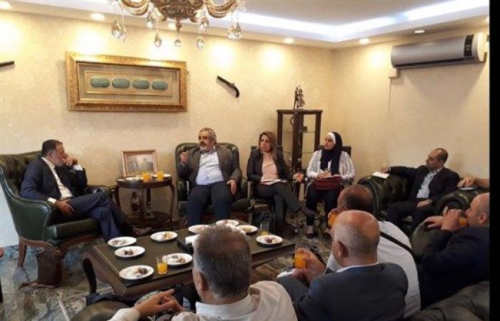 فلسطين   اتحاد رجال الاعمال الفلسطيني التركي يستقبل وفدا فلسطينيا