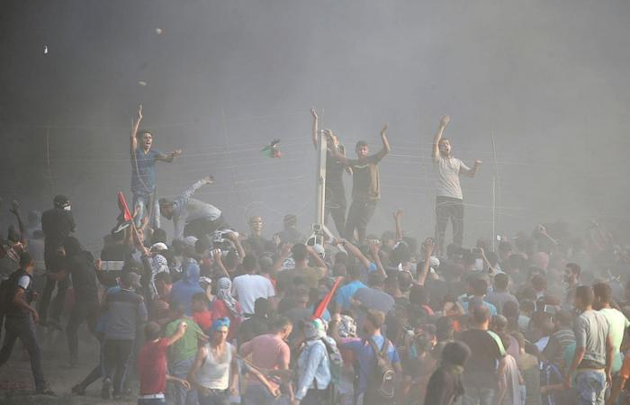 فلسطين   هآرتس: الجيش الاسرائيلي يرى أنه لا مبرر لمواجهة واسعة بغزة رغم المسيرات
