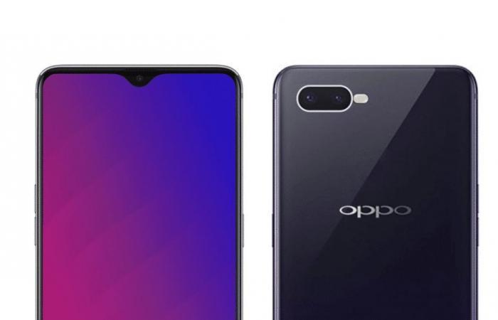 أوبو تطلق هاتف Oppo F9 العاملبتقنية VOOC flash charge