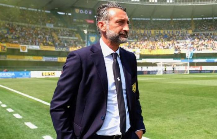 إقالة لورينتسو دانا مدرب كييفو فيرونا