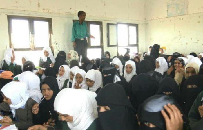 اليمن | مأرب تغرق بسيل متدفق من طلاب اليمن إليها,, وفصولها تعجز عن استقبال الطوفان ..