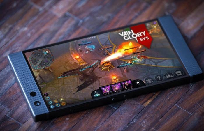 ريزر تكشف عن الجيل الثاني من هاتفها Razer Phone 2