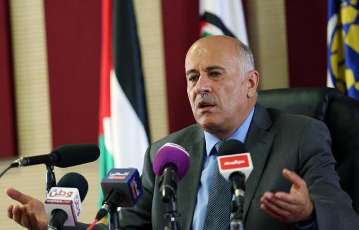 فلسطين   الرجوب يثمن قرار الاتحاد الاوروبي
