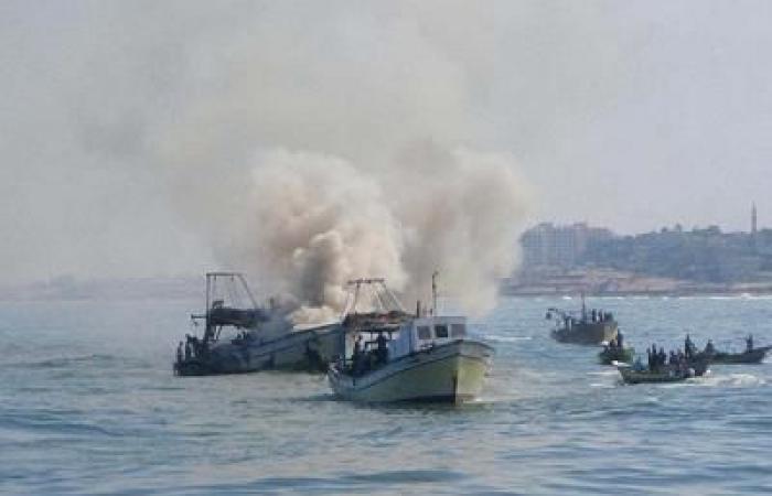 فلسطين | الاحتلال الاسرائيلي يعتقل صيادين شقيقين ببحر بيت لاهيا