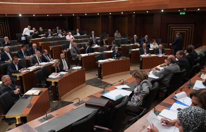 رفع اقتراح قانون الموارد البترولية والمستخرجة في البر الى الهيئة العامة