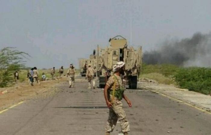 اليمن | إصابة بالغة لقائد لواء في «القوات المشتركة» بمعارك مع الحوثيين في «الحديدة»
