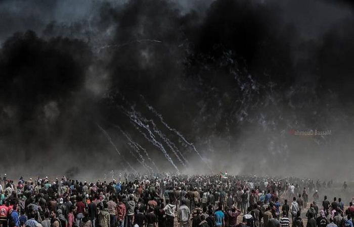 """فلسطين   غزة تستعد لانطلاق جمعة """"انتفاضة القدس"""""""