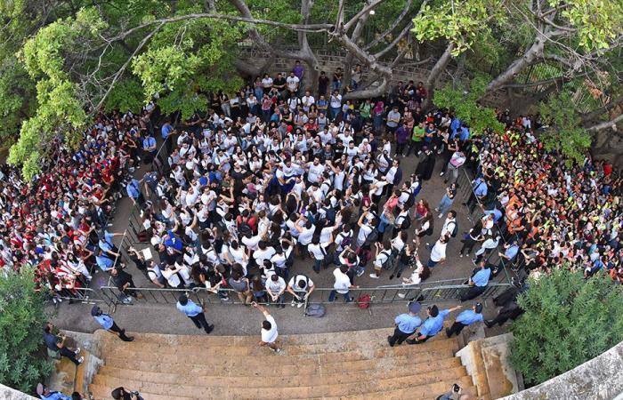 الـ AUB: طلابنا أثبتوا مرة أخرى ثقتهم بالنظام الانتخابي في جامعتهم