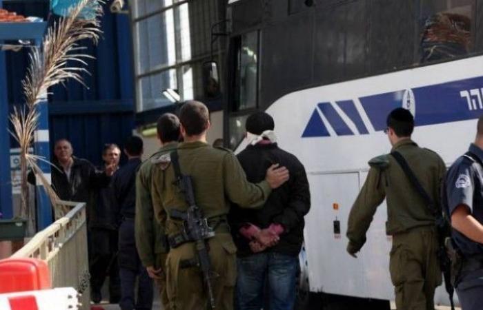 فلسطين | الاحتلال الاسرائيلي يعتقل 7 مواطنين بالضفة