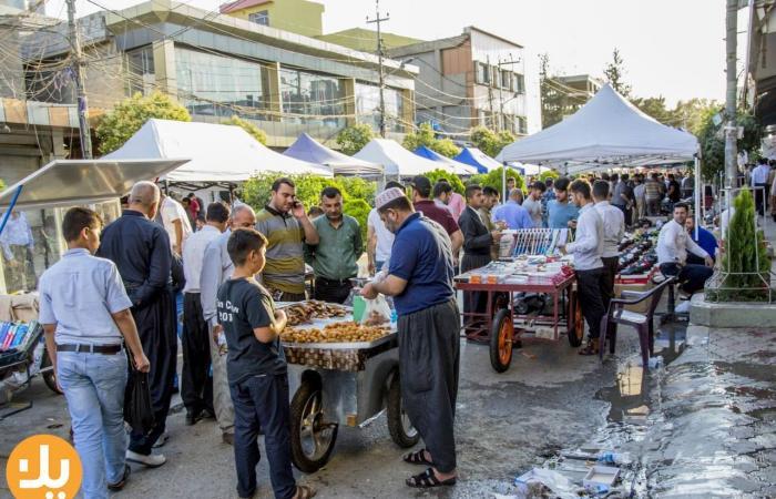 العراق   بالصور.. من بائع متجول إلى نائب في برلمان كردستان