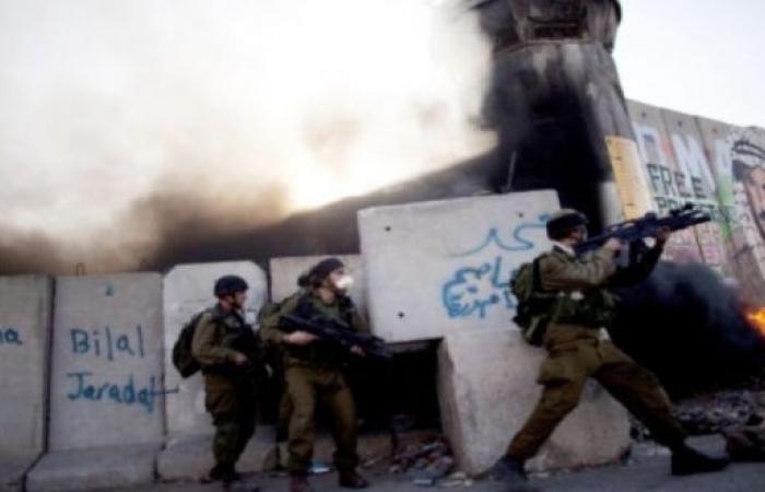 فلسطين   وقوع إصابات بمواجهات مع الاحتلال في قرية الولجة ببيت لحم