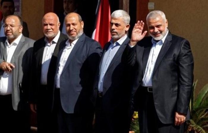 فلسطين | صحيفة: حماس تكشف عن مخطط لاغتيال ثلاثة من أبرز قادتها بغزة