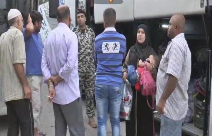 هل يرفض النظام عودة الكثير من العائلات السنية من لبنان؟