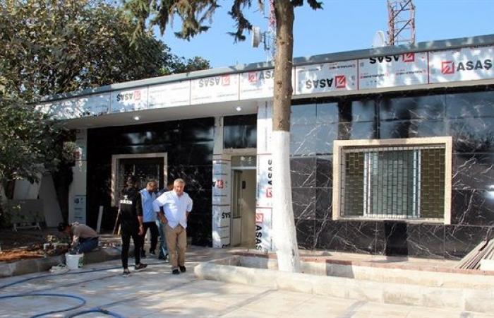 سوريا   الإعلام التركي الرسمي : جمعية تركية تنشئ مركزاً صحياً بعفرين لخدمة 100 ألف سوري