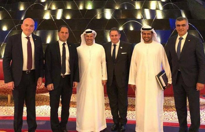 """وفد من """"الكتائب"""" برئاسة الجميّل في الإمارات"""